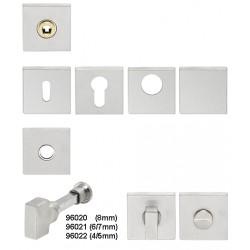 ARTITEC Sleutelrozet met WC gat 42012