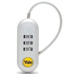 Yale YPI1/23/350/1 - flexibel bagageslot / cijferslot