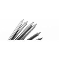 HJZ RVS (304) Nagels 437.80 4.5X120mm Doos 2.5kg