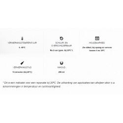 Dryseal mp multi-purpose-kit wit 180ml kenmerken