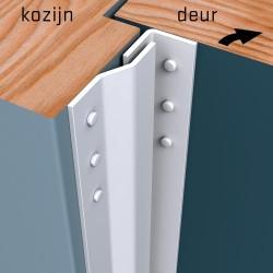 Secustrip Basic 205cm Bidr Wit 1*