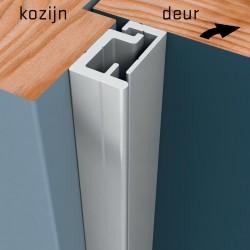 Secustrip Style 215cm Bidr Alu 1*