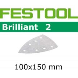Festool Schuurpapier Brilliant 2 STF DELTA/7 P150