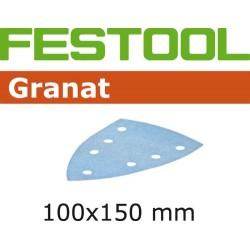 Festool Schuurpapier Granat STF DELTA/7 P150
