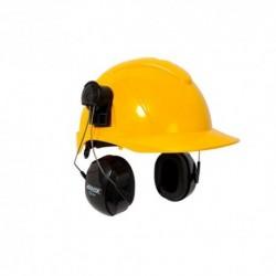 4Tecx Oorkap v Helm Premium Zwart 29dB
