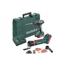 Metabo Accu combo set 18...
