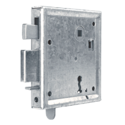 Mauer 3350 PZ 60 mm Ls/Rs verzinkt