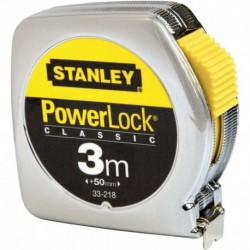 Stanley Rolbandmaat 033218 Powerl 3M Metaal
