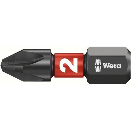 Wera Slagbit 851/1Impaktor Dc 1/4 PH2 25mm