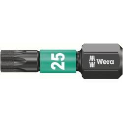 Wera Slagbit 867/1Imp Dc 1/4 Tx25 25mm