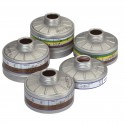 Gelaatmasker filters