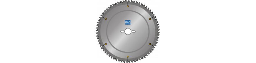 Cirkelzaagblad HM non-ferro