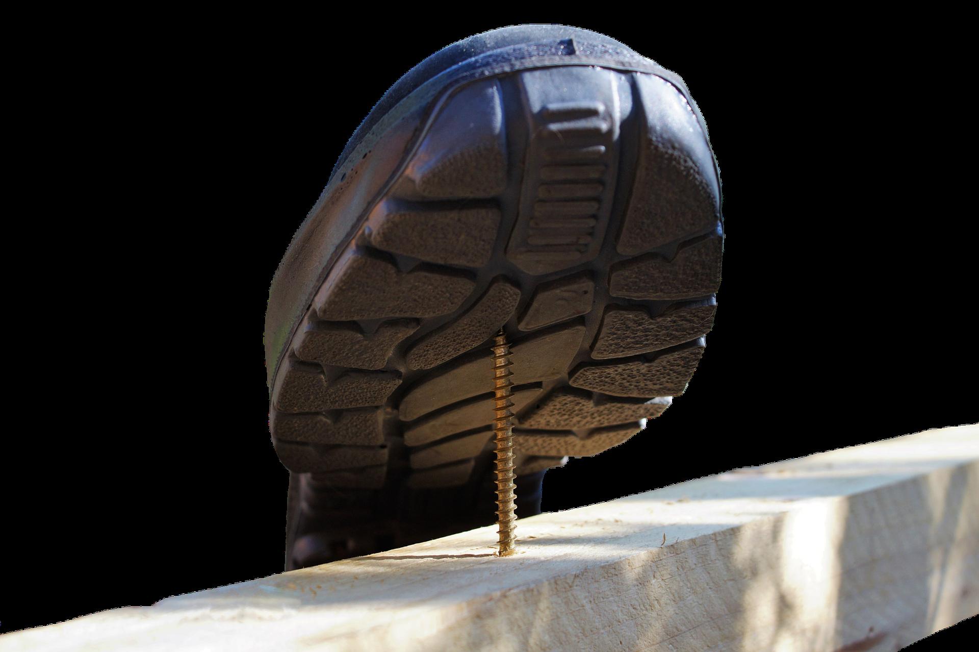 Veiligheidsschoen tussenzool met anti perforatie